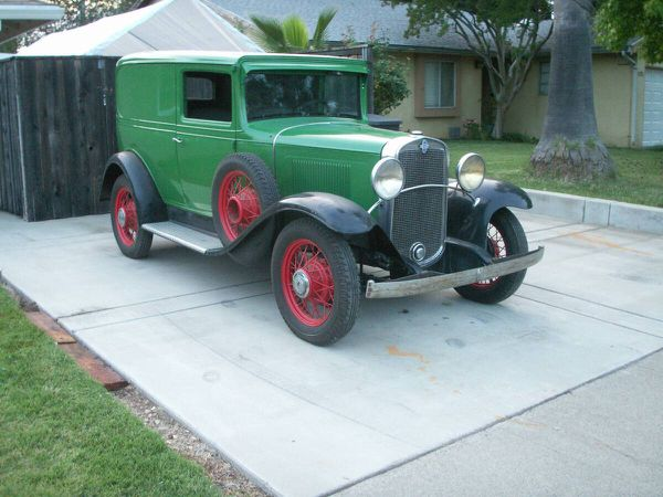 Offer Up San Diego >> 1931 Chevy sedan delivery custom for Sale in San Diego, CA ...