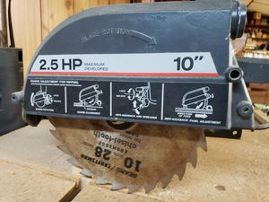 """Craftsman 10"""" Radial Alarm saw.. for Sale in Queens, NY"""