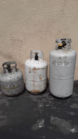 Propane tanks. for Sale in Claremont, CA