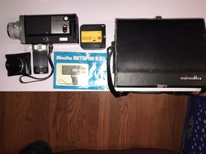 Minolta Autopak -8 S3 for Sale in Mount Vernon, IN