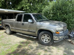 Chevy Silverado 4x4 for Sale in Graham, NC