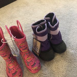 Toddler Girl Boots for Sale in Minneapolis, MN