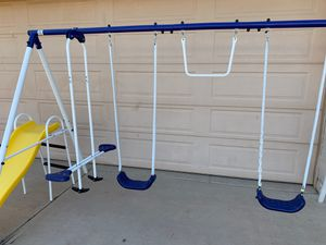 Playground swing set for Sale in Queen Creek, AZ