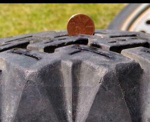 Vintage Truck Tire for Sale in Mesa, AZ