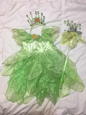 Tinkerbell Princess Costum for Sale in Winter Springs, FL