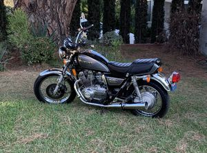 1983 SUZUKI GS450A 'Suzukimatic' motorcycle Xlnt! for Sale in La Crescenta-Montrose, CA