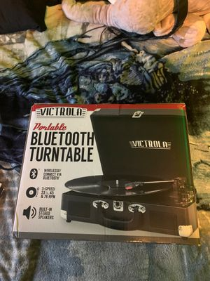Victoria Turntable for Sale in SeaTac, WA