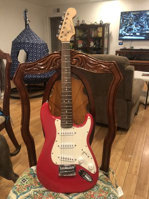 Vintage fender mail electric guitar for Sale in Los Angeles, CA