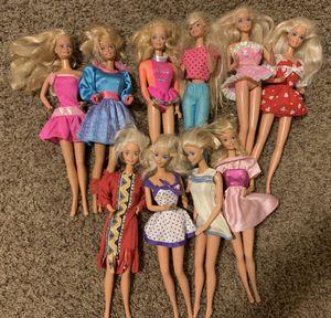 Huge Barbie doll lot for Sale in Marysville, WA