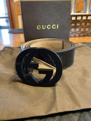 Gucci Belt for Sale in Riverbank, CA