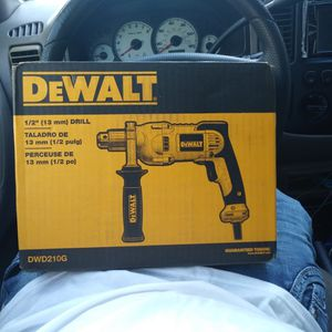 Brand New Dewalt 1/2 Drill for Sale in Corning, CA