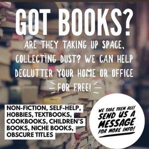 Free Books for Sale in Pico Rivera, CA