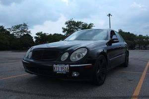 2003 Mercedes-Benz E500 Sport for Sale in Rosemont, IL