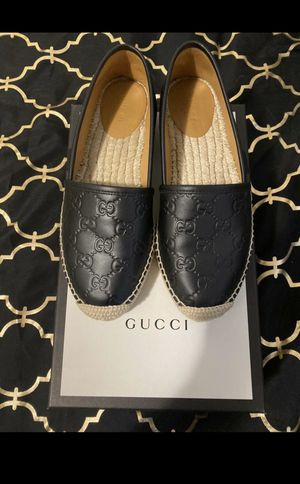 Gucci Leather Espadrille for Sale in Los Angeles, CA