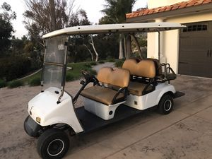 2010 EZGO Limo Golf Cart for Sale in Vista, CA