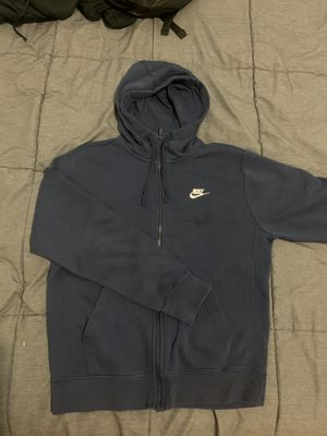 NIKE NAVY JACKET SIZE: S for Sale in Rancho Palos Verdes, CA
