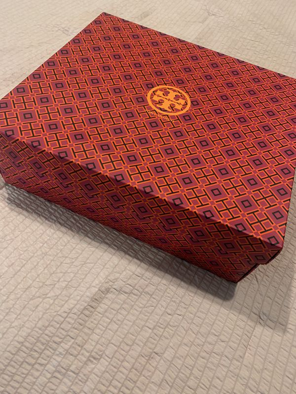 Tory Burch Miller Lug Sole Bootie Size 6
