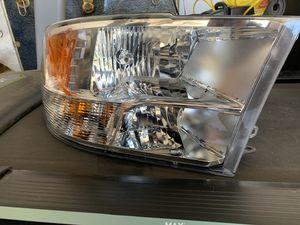Ram Quad headlights (chrome) $70 each or $130/set for Sale in Tolleson, AZ