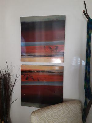 Great Statement Art (Large ) set for Sale in Jacksonville, FL