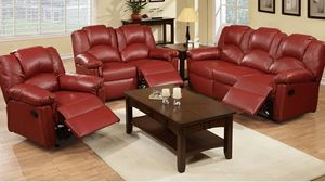 3 pc recliners for Sale in Las Vegas, NV