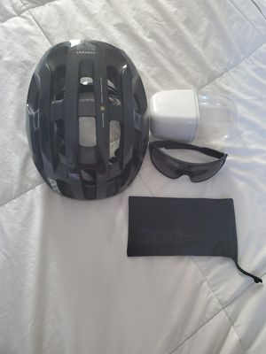 POC Helmet SZ small and Glasses for Sale in Huntington Beach, CA