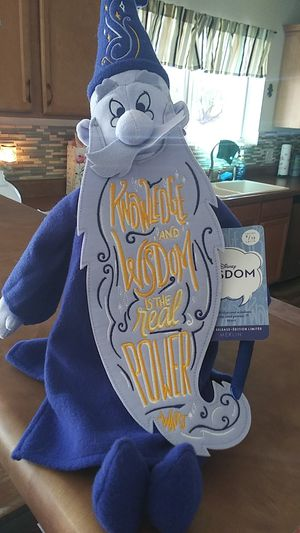 Disney Wisdom Collection Merlin for Sale in CORONA DE TUC, AZ