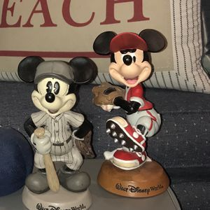 Vintage Mickey Bobbleheads for Sale in Windermere, FL