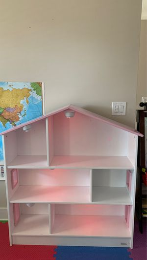 Bookshelf/dollhouse for Sale in Elk Grove Village, IL
