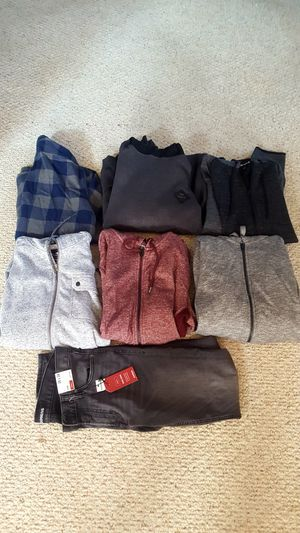 Young Mens Express RVCA Oniel Clothes Lot for Sale in Cape May, NJ