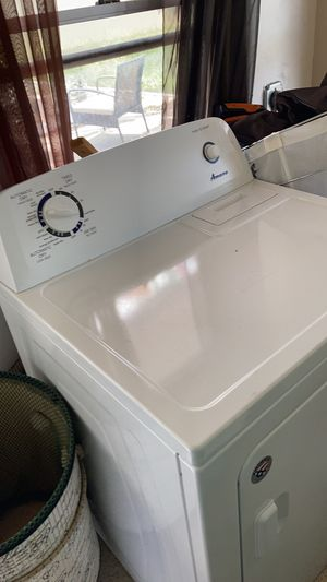Amana washer and dryer for Sale in Clearwater, FL