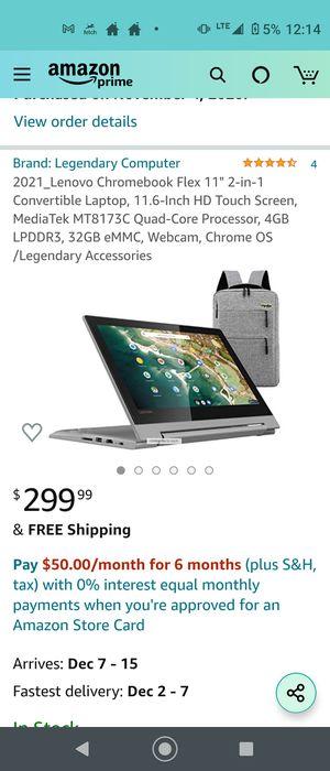 Brand new in box Lenovo chromebook. for Sale in Simi Valley, CA