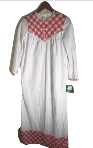 Vintage Montgomery Ward Fleece Nightgown New for Sale for sale  Portland, OR