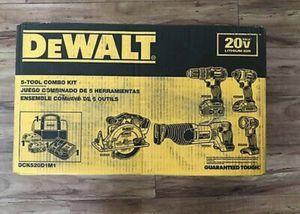Dewalt 5 Tool combo for Sale in San Diego, CA