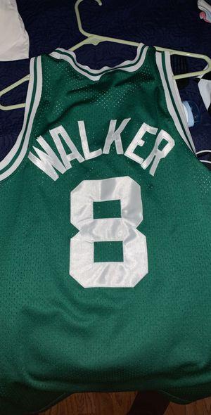 walker celtics jersey for Sale in Colleyville, TX