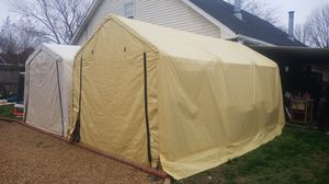 10 x 7 ft portable shed Easy assembly for Sale in Nashville, TN
