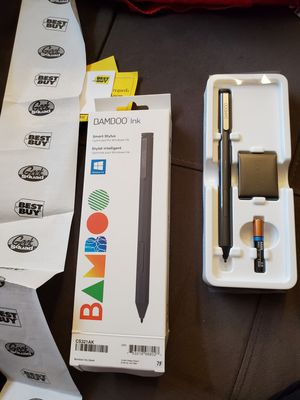 New Bamboo Ink brand Smart Stylus Pen for Sale in Des Plaines, IL