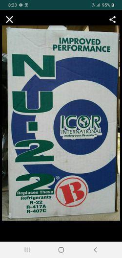 Ac freon NU22 for Sale in Dallas,  TX
