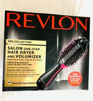Revlon Pro One Step Hair Dryer and Volumizer for Sale in Brea, CA