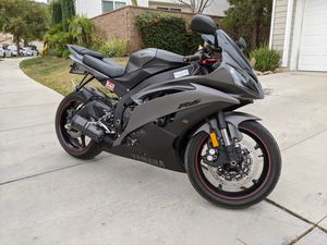 2013 Yamaha R6 motorcycle for Sale in Corona, CA