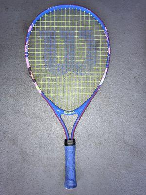 Wilson Tennis Racket for Sale in Saginaw, TX