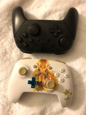 Nintendo Switch wireless controllers for Sale in Lincoln, CA