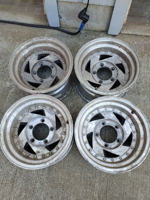 American Racing aluminum wheels for Sale in Charlestown, RI