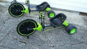 Two VERY NICE BICYCLES WITH FRONT TIRES WITH BRAKES FOR SALE for Sale in Bellevue, WA