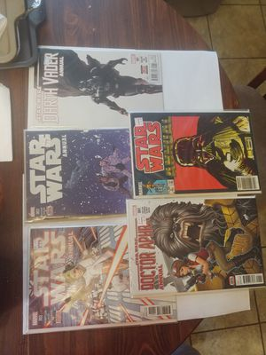 Star Wars Comics for Sale in Hanover Park, IL