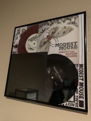 Modest Mouse framed multimedia collage for Sale in Phoenix, AZ