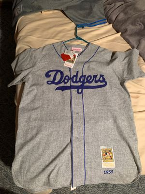 Brooklyn Dodgers Duke Snyder Mitchell and Ness Jersey NWT for Sale in Port St. Lucie, FL