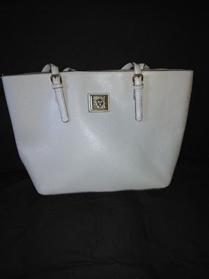 Anne Klein Tote Bag, Grey for Sale in Lancaster, PA