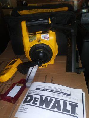 Laser rotativo como Nuevo for Sale in Houston, TX