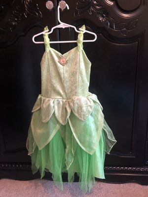 Brand New Authentic Disney Tinkerbelle Costume size 5/6 for Sale in Thiells, NY