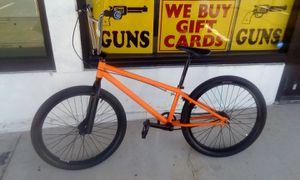 "DK 24"" General Lee BMX Bike / Orange/ With Upgrades for Sale in Largo, FL"